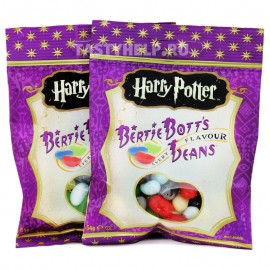 Драже ассорти Bertie Botts Jelly Belly 54 г