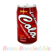 SANGARIA LOS ANGELES COLA 350 мл, , 103руб., SANGARIA LOS ANGELES COLA 350 мл, , Японские напитки
