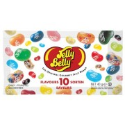 Jelly Belly ассорти 10 вкусов 28 г, , 123руб., 79060, , Jelly Belly